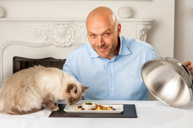 Celebrity Chef Simon Rimmer's Cat Food Sells Out at over $30 Per Meal
