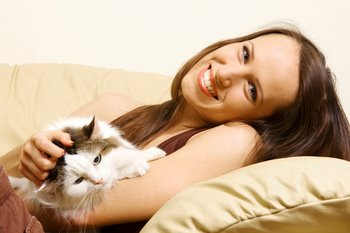 Cat Ownership Keeps the Doctor Away
