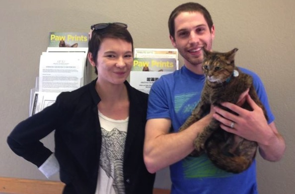 Bella the Cat Survives Fire, Amputation and Finds Loving Forever Home
