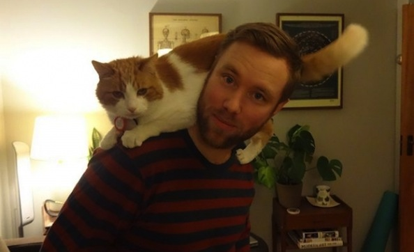 Missing Icelandic Cat Reunited With His Owner After 7 Years