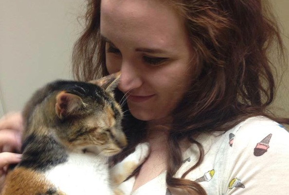 Cat Reunited With Family Weeks After Missing in Tornado