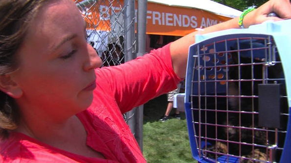 Woman Finds Long Lost Cat After 5 Years At Adoption Event