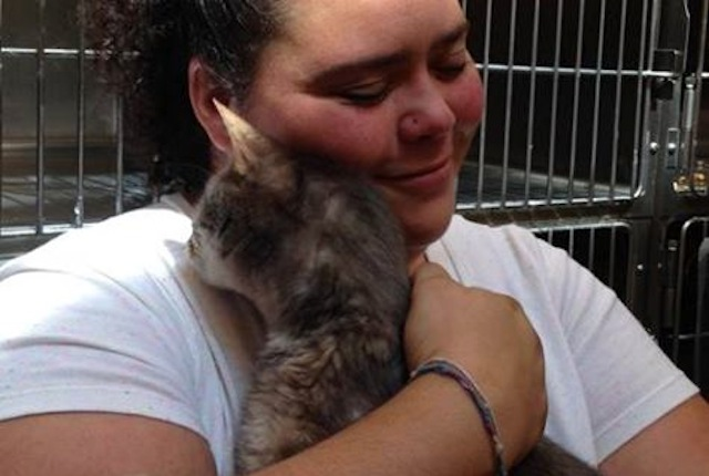 Woman is Reunited With Her Stolen Cat after 10 Years