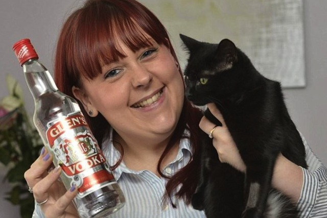 A Drop of Vodka Saves a Cat from Anti-Freeze Poisoning