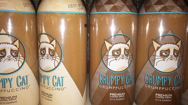 Grumpy Cat Coffee