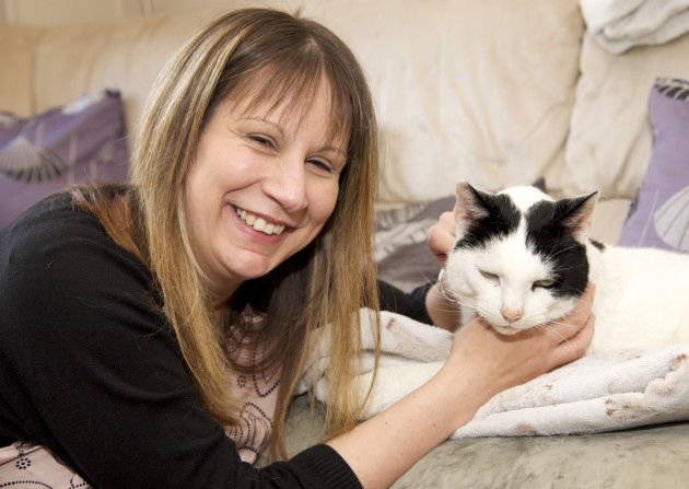 North Walsham cat reunited with owner after going missing for six years