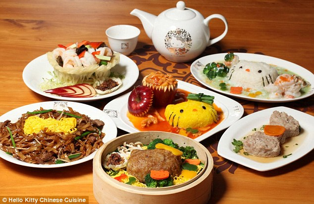 World's first Hello Kitty Chinese restaurant to open in Hong Kong
