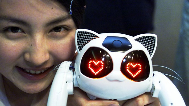 Are Robo-Pets Going to Replace Real Ones by 2025?