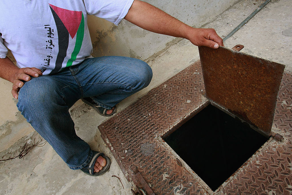 Community Comes Together to Save A Cat Stuck in A Cistern for Days