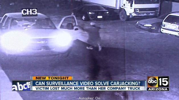 Hijacker Steals Truck with Cat Inside: Family Asks for Cat Back No Questions Asked