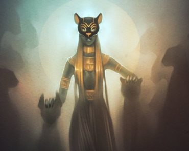 Who is the Egyptian Cat God?