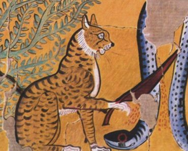 The Reason Ancient Egyptians Were Obsessed with Cats