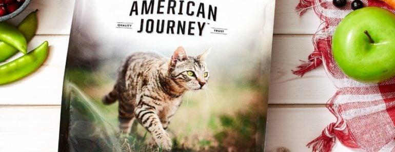 American Journey Cat Food