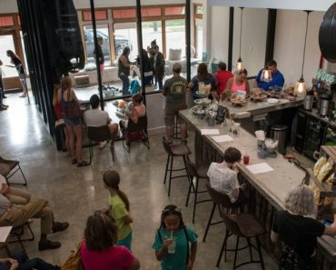 Cat Café in Northern Kentucky Celebrates Its 200th Cat Adoption