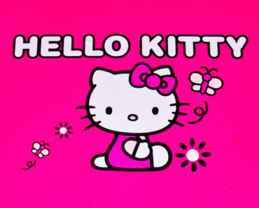Did You Know that Hello Kitty Isn't Even a Cat?